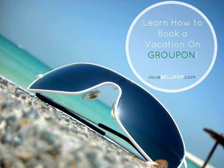 Book Groupon